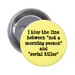 I blur the line button