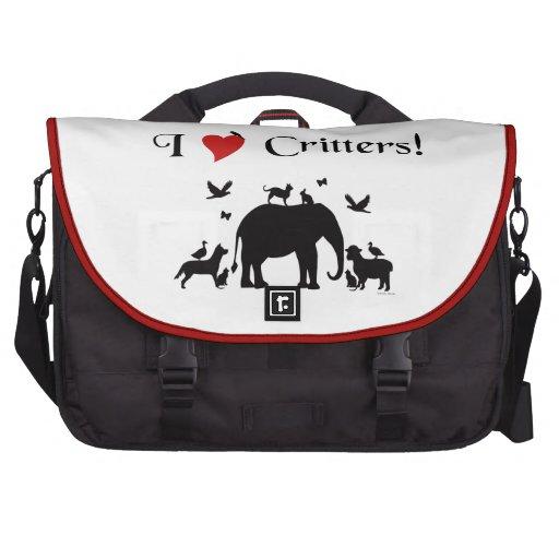 I bolso del ordenador portátil del viajero de los  bolsas para portátil