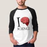 I Brain Science (I Know science) (I Love Science) Tshirt