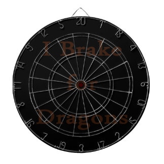 I brake for dragons brown.png dartboard with darts