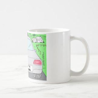 I Brake For...Funny Cartoon Gifts & Collectibles Coffee Mug
