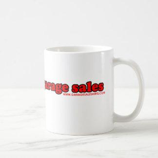 I Brake For Garage Sales T Coffee Mug