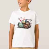I Brake for Hearts T-Shirt