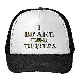 I Brake For Turtles 1 Trucker Hat
