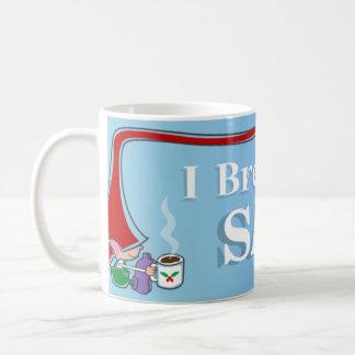 I break for Santa Coffee Mug