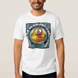 i break into the duck dance t-shirt