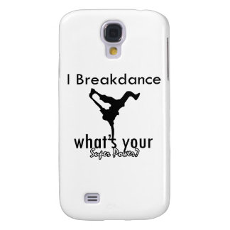 I Breakdance cuál es su superpoder