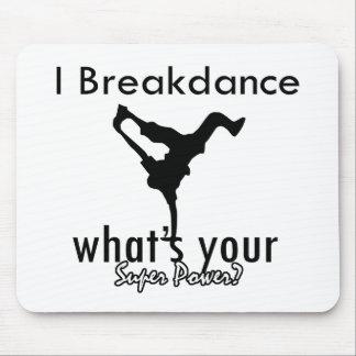 I Breakdance cuál es su superpoder Tapete De Ratones