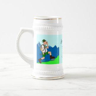 I Breathe... Therefore I Yodel! Stein & Mug Gifts