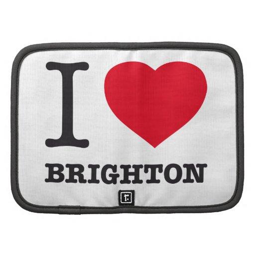 I ♥ BRIGHTON PLANIFICADOR