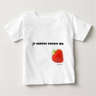 I bring back my strawberry t shirt