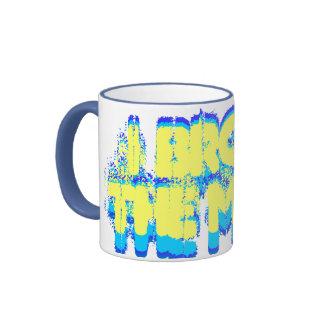 I Broke the Mold mug