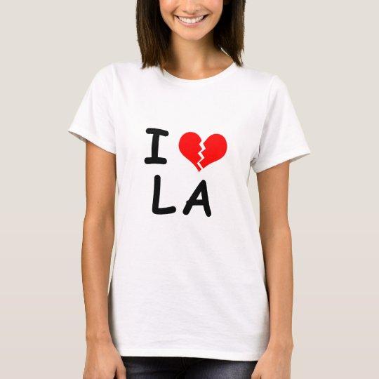 i broken heart LA T-Shirt