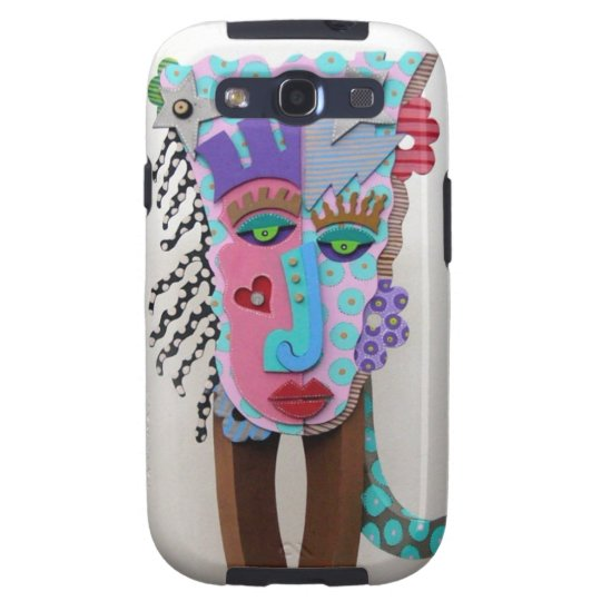 I brought My Art To Zazzle! ROCKIN' gifts Samsung Galaxy S3 Case