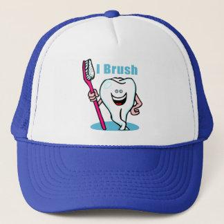 I Brush Trucker Hat