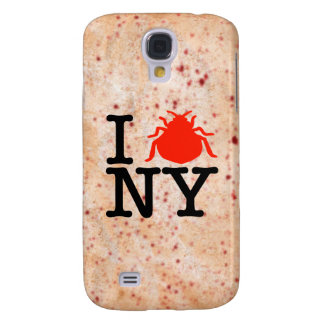 I Bug New York Galaxy S4 Covers