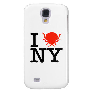 I Bug New York Galaxy S4 Cases