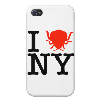 I Bug New York iPhone 4/4S Case