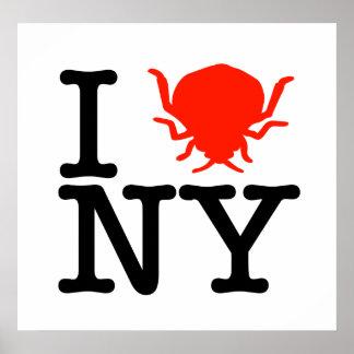 I Bug New York Posters