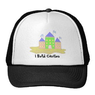 I Build Castles Trucker Hat