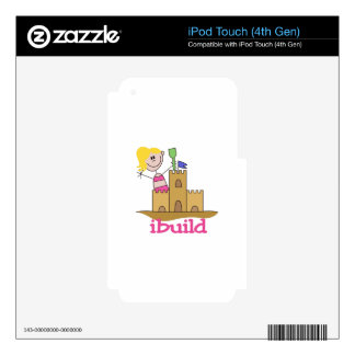 I Build Decals For iPod Touch 4G
