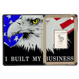I Built My Business Obama iPad Mini Case