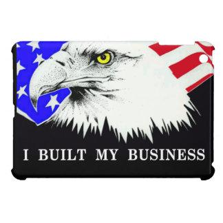 I Built My Business Obama iPad Mini Covers