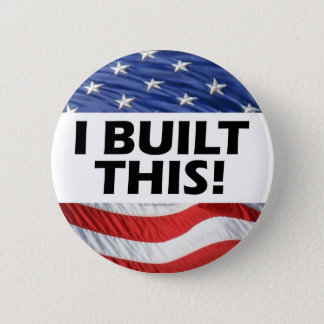 I Built This! Button