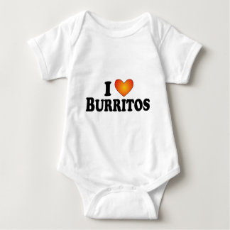 I Burritos (del corazón) - camiseta de muchos Remera