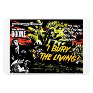 """I Bury the Living"" (1958)  Magnet"