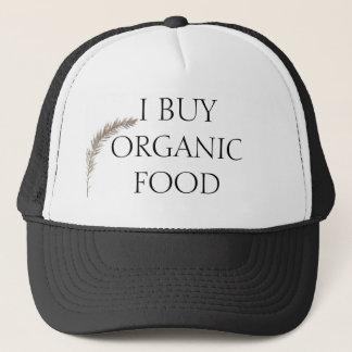 I buy Organic Food Hat