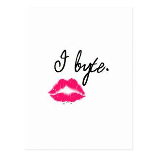 I byte postcard