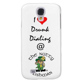 I caja de marca bebida corazón del iPhone 3