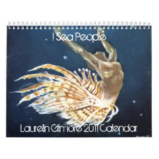 I calendario 2011 de la gente del mar