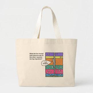 i_call_shotgun jumbo tote bag