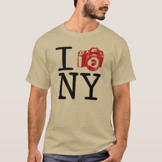 I Cam New York /  I Shoot NY Photography T-Shirt