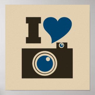 I cámara del corazón posters