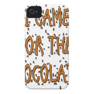 I Came for the Chocolates Case-Mate iPhone 4 Case