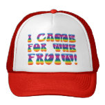 I came for the Fruit! Trucker cap Mesh Hats