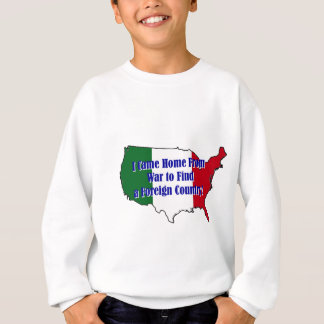 I Came Home From War Sweatshirt