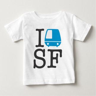 I camisa del bebé del baronet SF