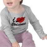 I camisa del navidad del corazón