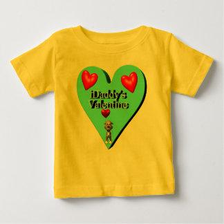 i camiseta de las tarjetas del día de San Valentín Playera