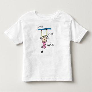 I camiseta del trapecio playeras