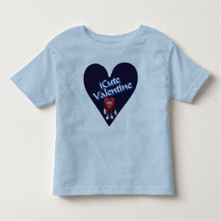 i camiseta linda de la tarjeta del día de San Playeras