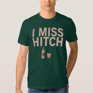 I camisetas de Srta. Hitch (luz en oscuridad) Playeras