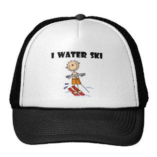 I camisetas y regalos del esquí acuático gorras