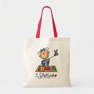 I camisetas y regalos del libro de recuerdos bolsa de mano