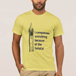 I Campaknow Everything Tee