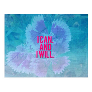 I can and I will! Postcards